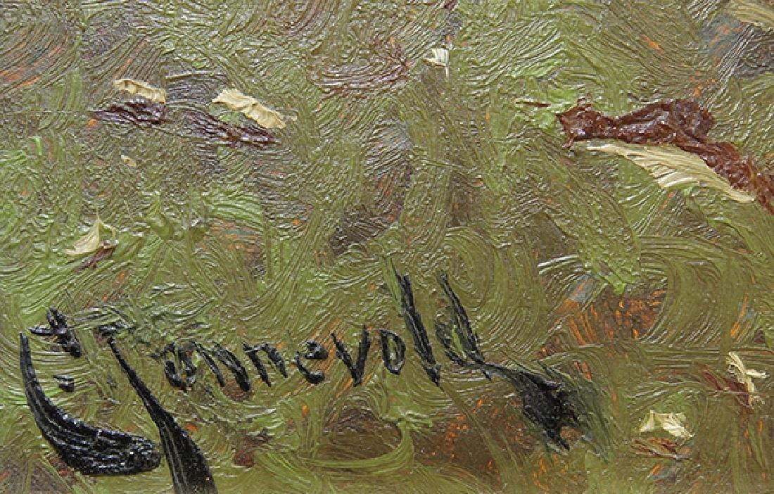 Painting, Carl Henrik Jonnevold - 3