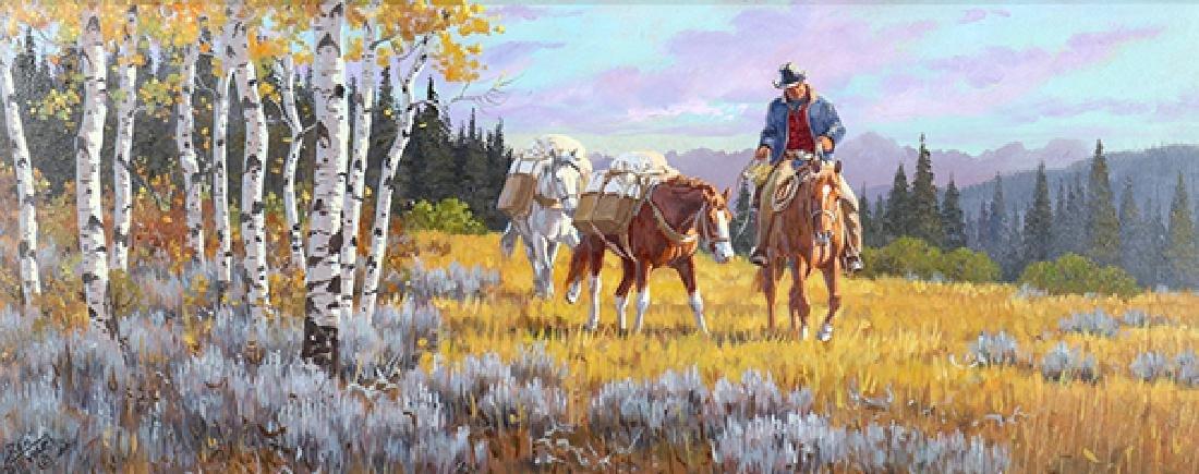 Painting, Ron Stewart