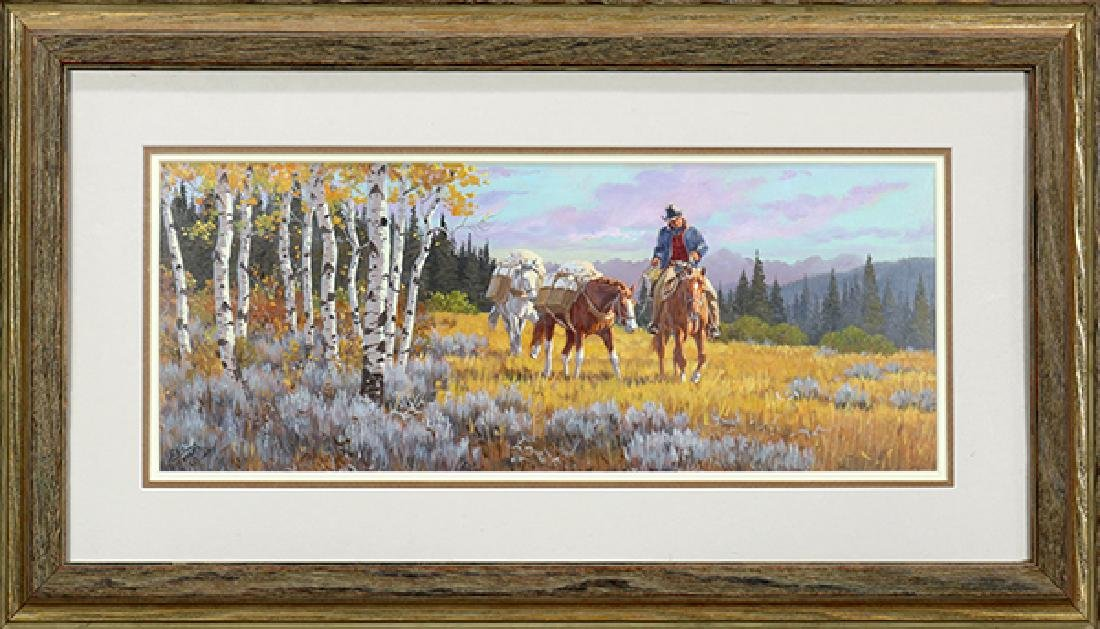 Painting, Ron Stewart - 2