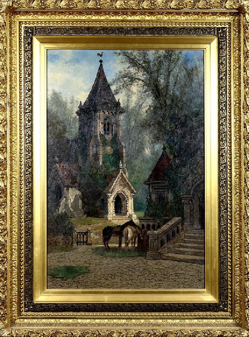Painting, Edwin Deakin - 2