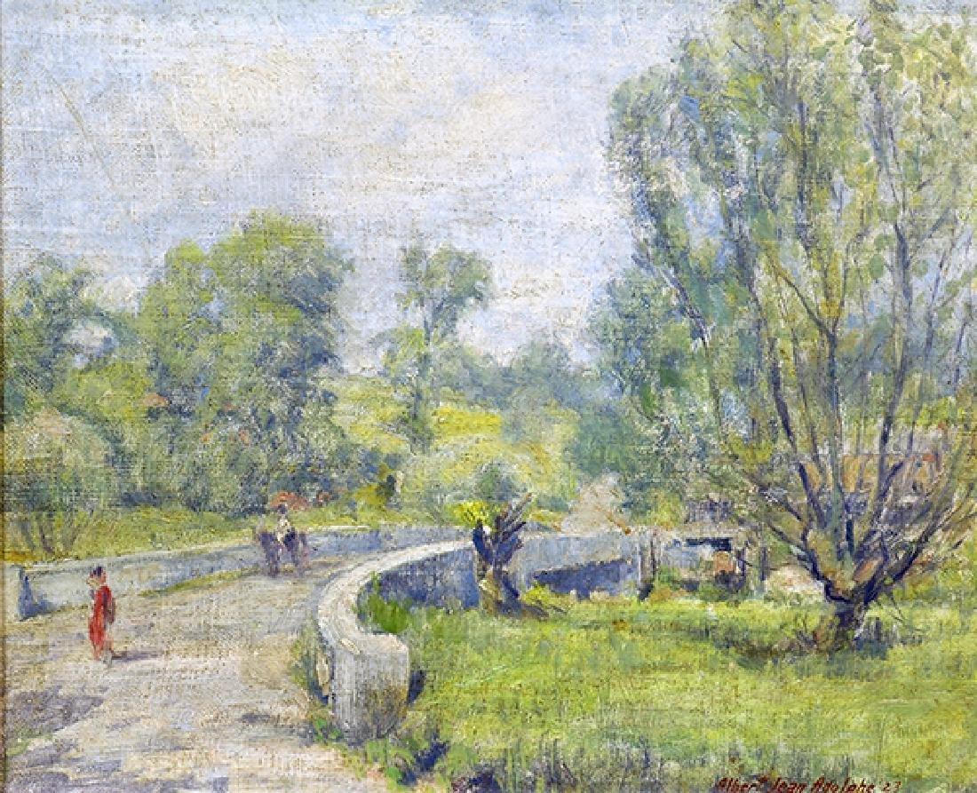 Painting, Albert Jean Adolphe