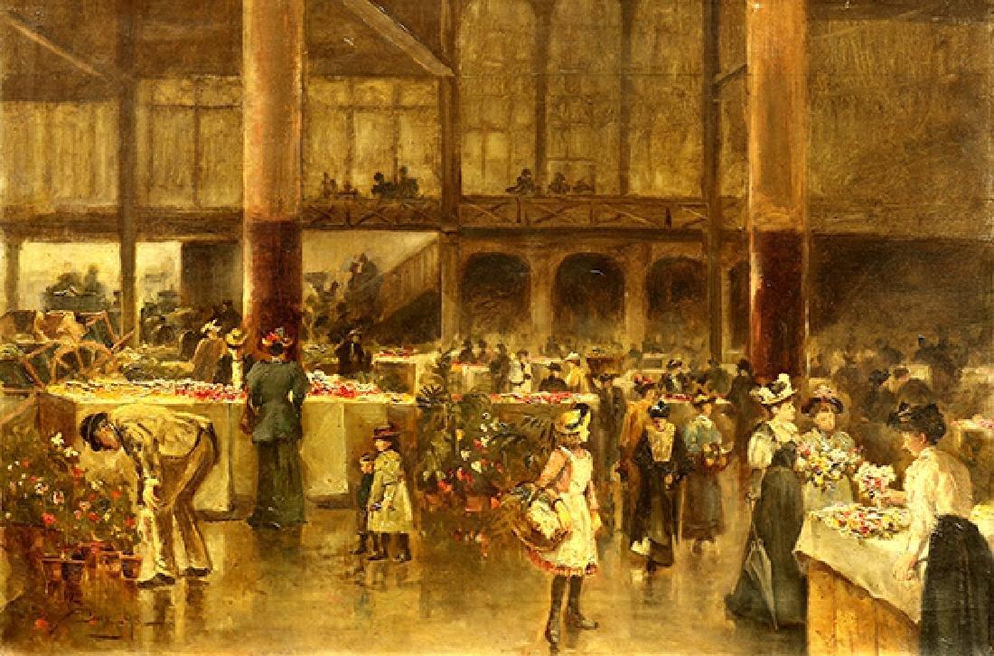 Painting, Robert Diaz