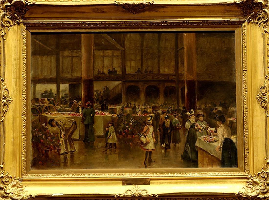 Painting, Robert Diaz - 2