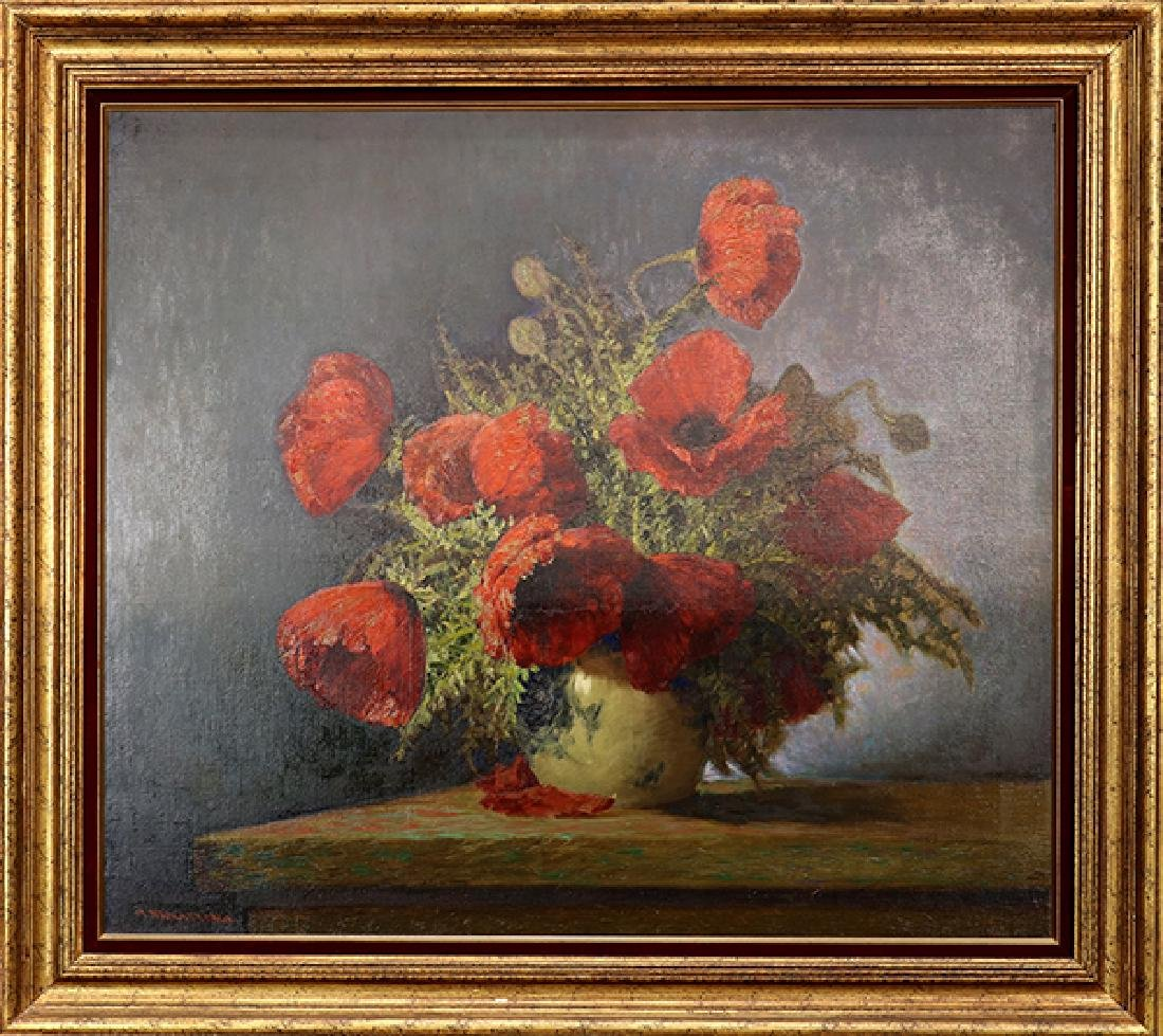 Painting, Max Theodore Streckenbach - 2