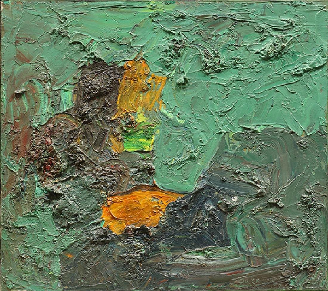 Painting, Ralph Ducasse