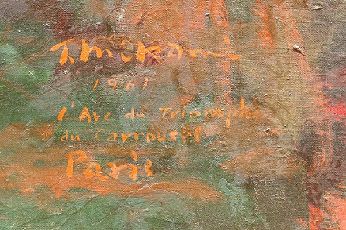 Painting, Takahiko Mikami - 3