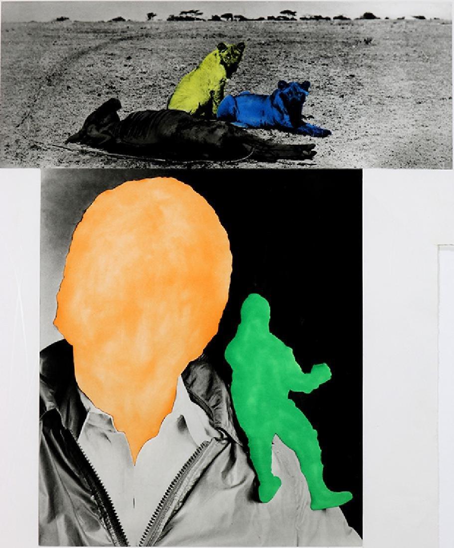 Print, John Baldessari