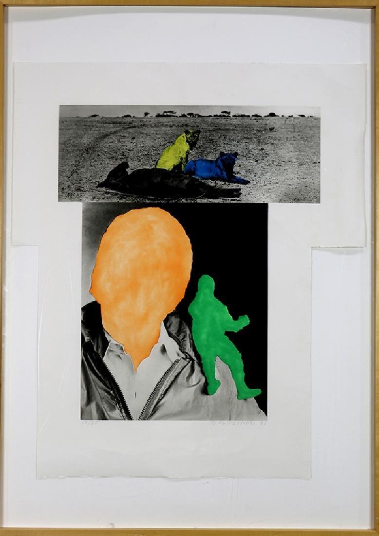 Print, John Baldessari - 2