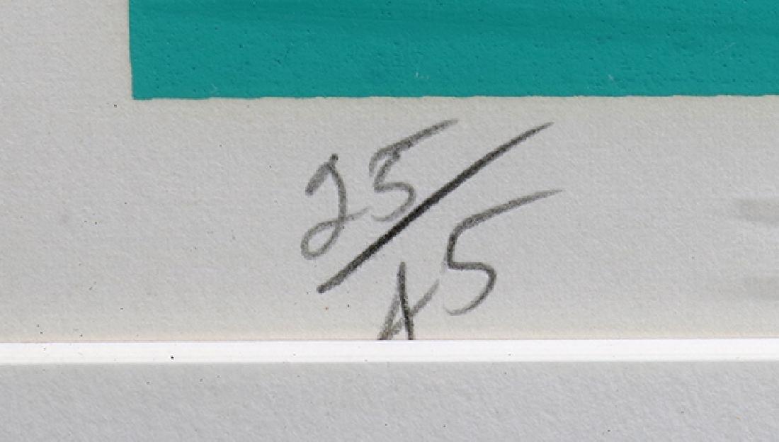 Print, Richard Anuszkiewicz - 4