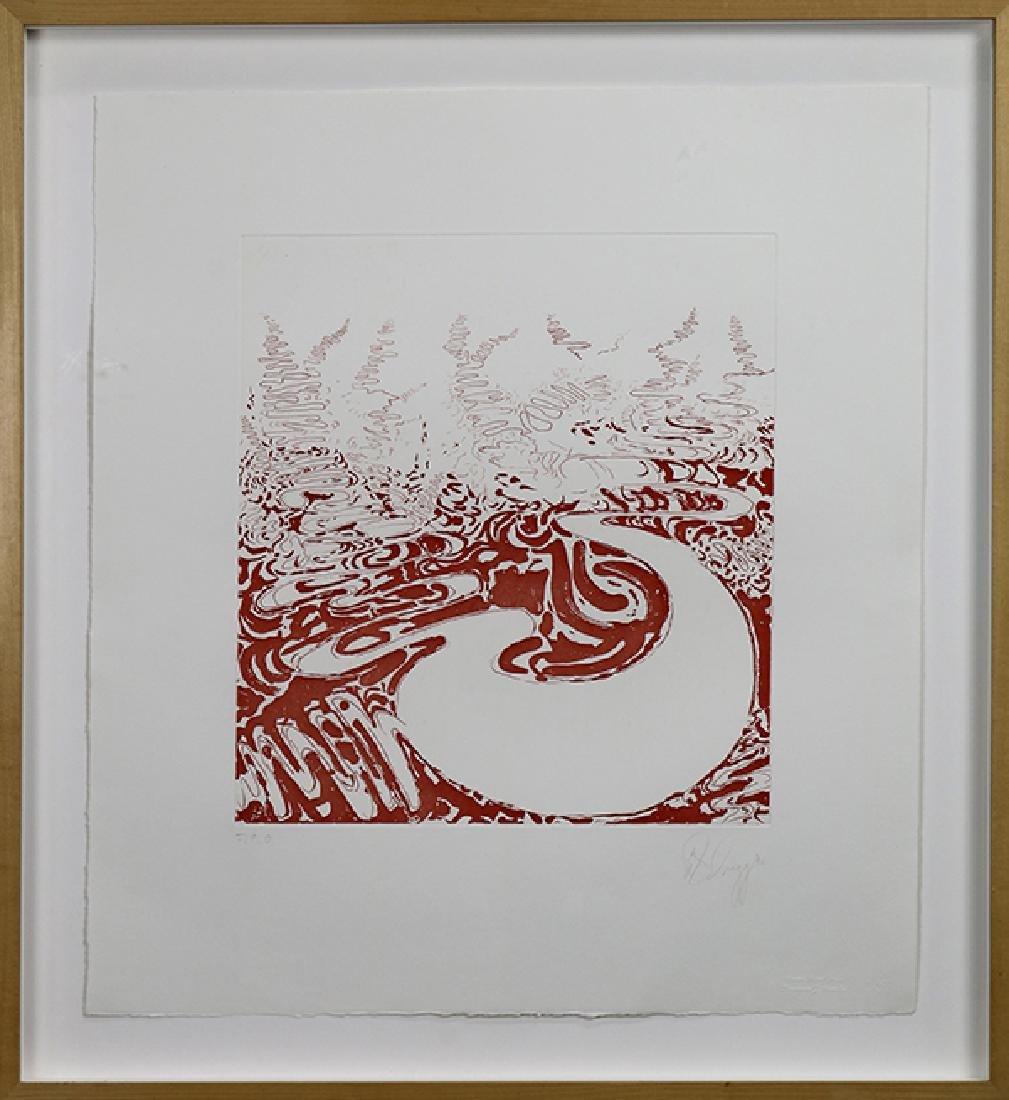 Print, Tony Cragg - 2