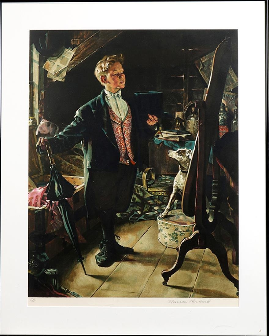 Print, Norman Rockwell - 2