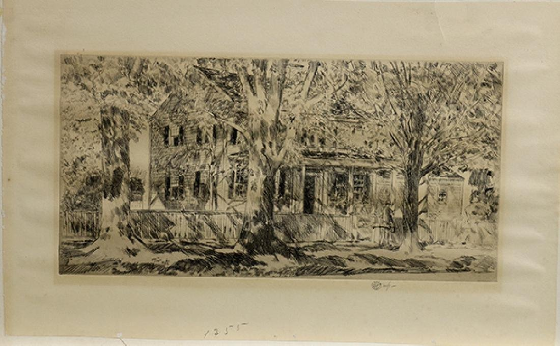 Print, Childe Hassam - 2