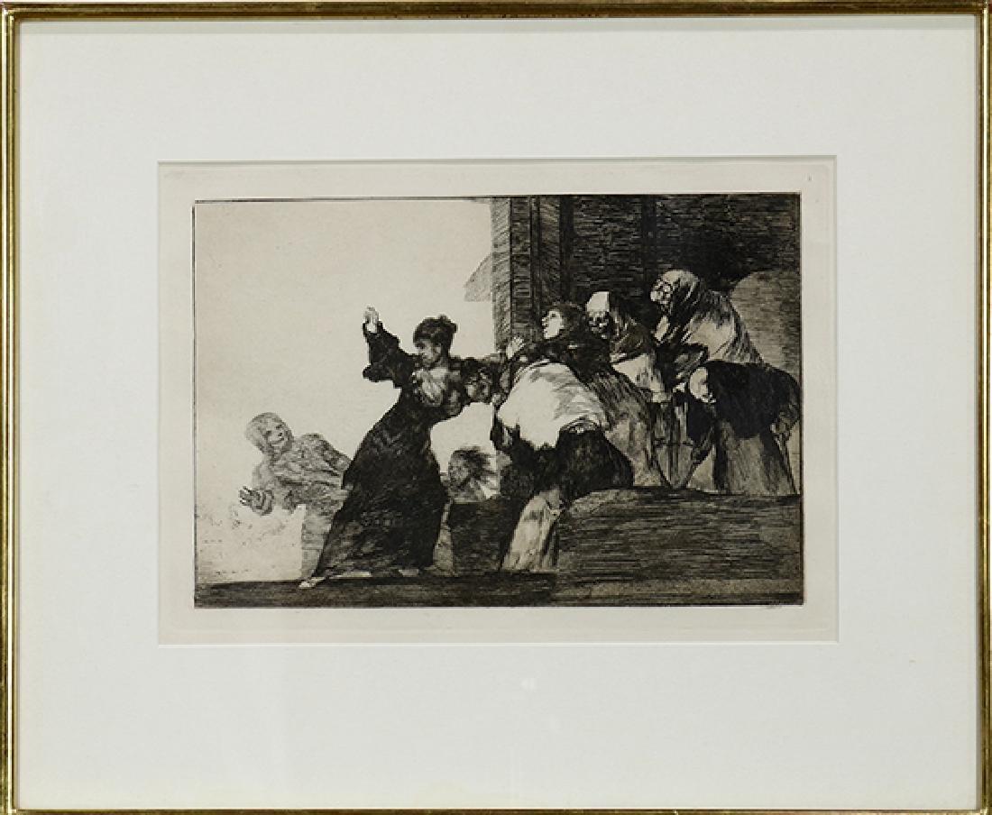 Print, Francisco de Goya - 2