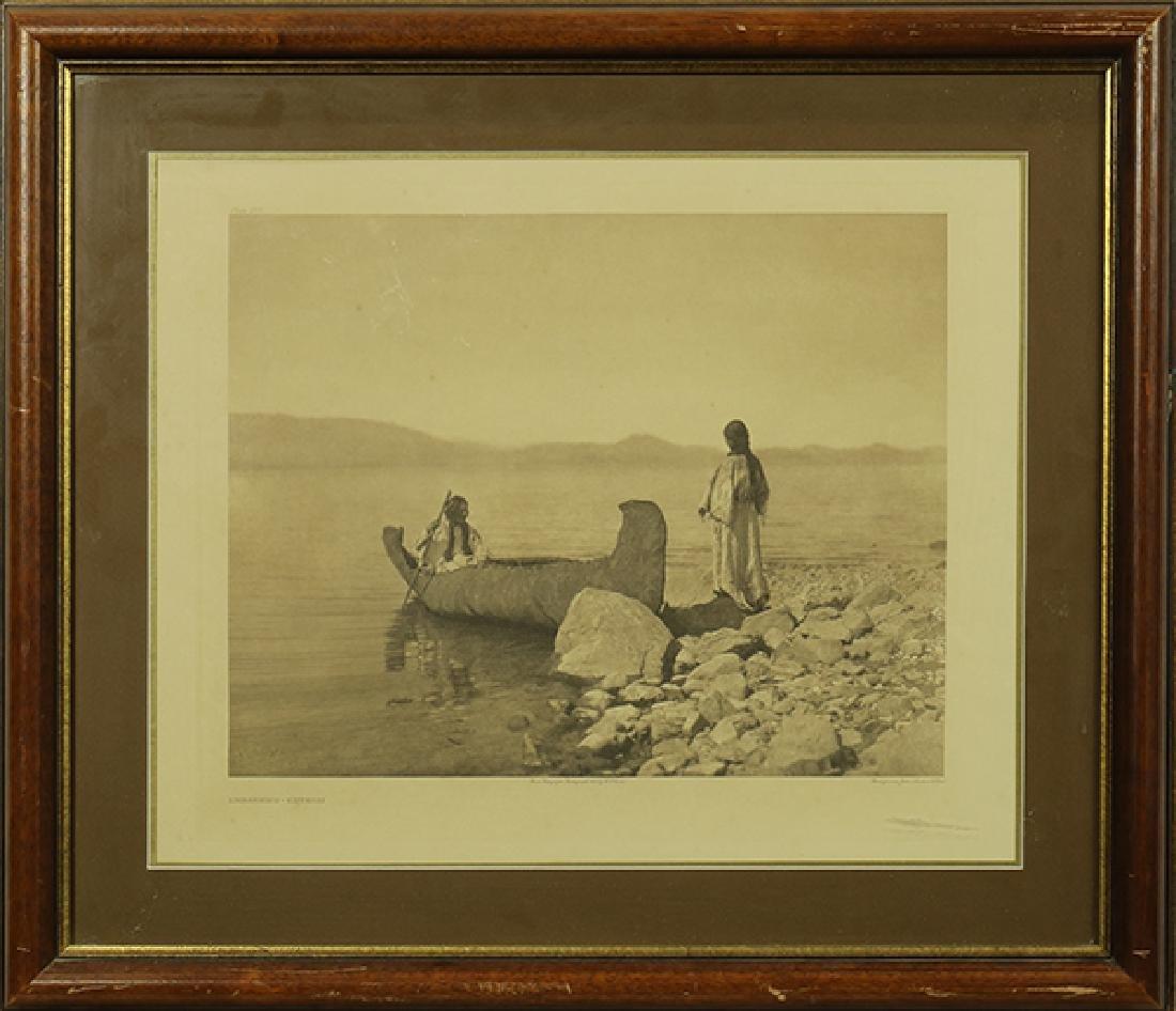 Photogravure, Edward Curtis - 2