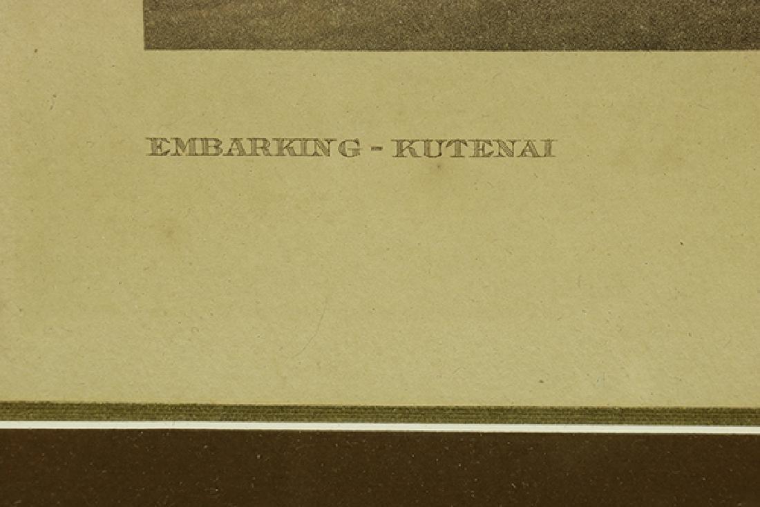 Photogravure, Edward Curtis - 3