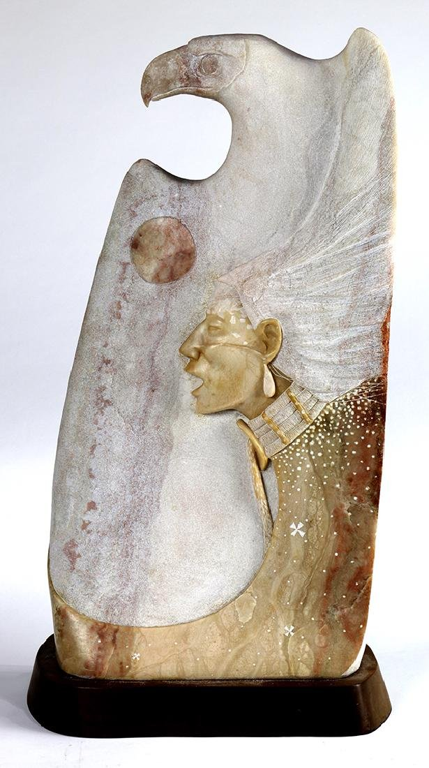 Sculpture, Oreland Joe Sr