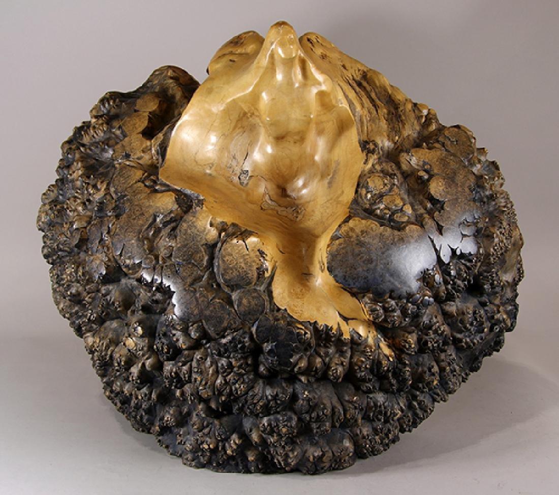 Wood sculptures,  Leo Osborne - 2