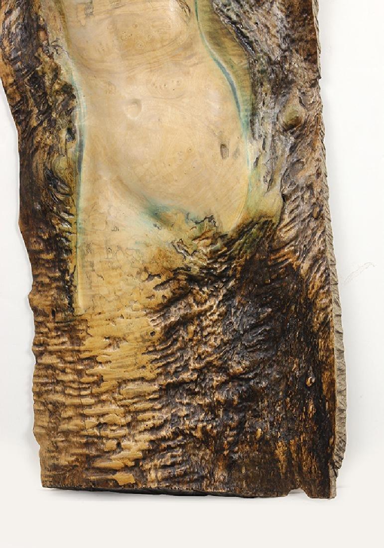 Wood sculptures,  Leo Osborne - 4