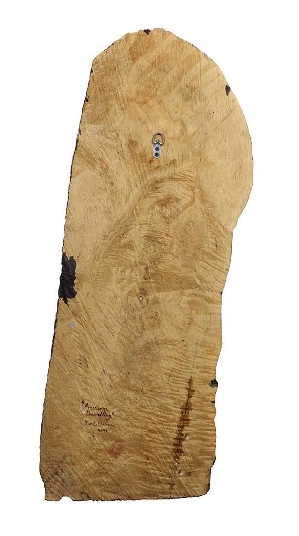 Wood sculptures,  Leo Osborne - 5