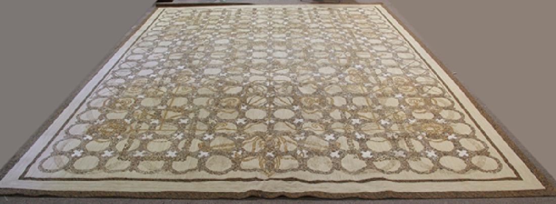 V'Soske custom designed carpet