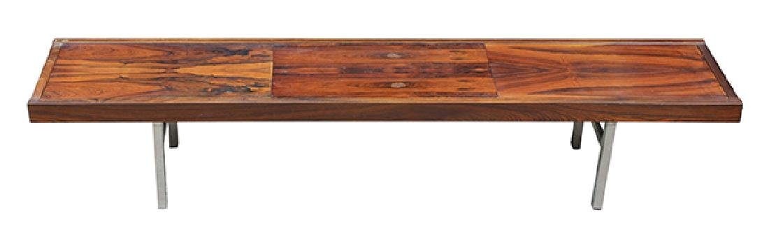 Mid Century rosewood low table - 2