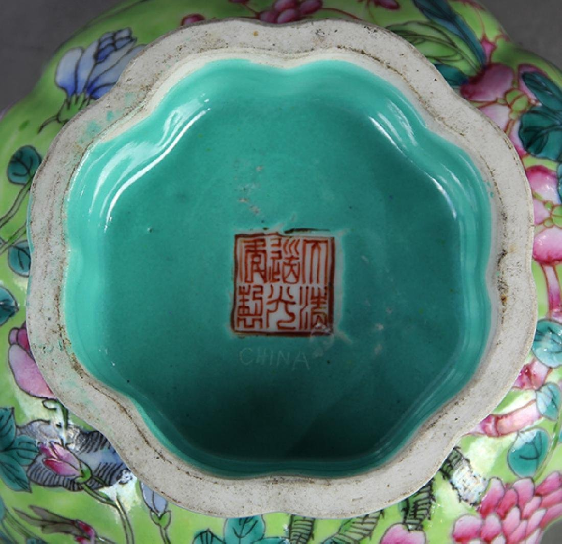 Chinese Porcelain Box and Bowl - 6