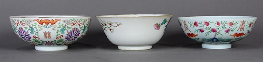 Chinese Porcelain Bowls - 3