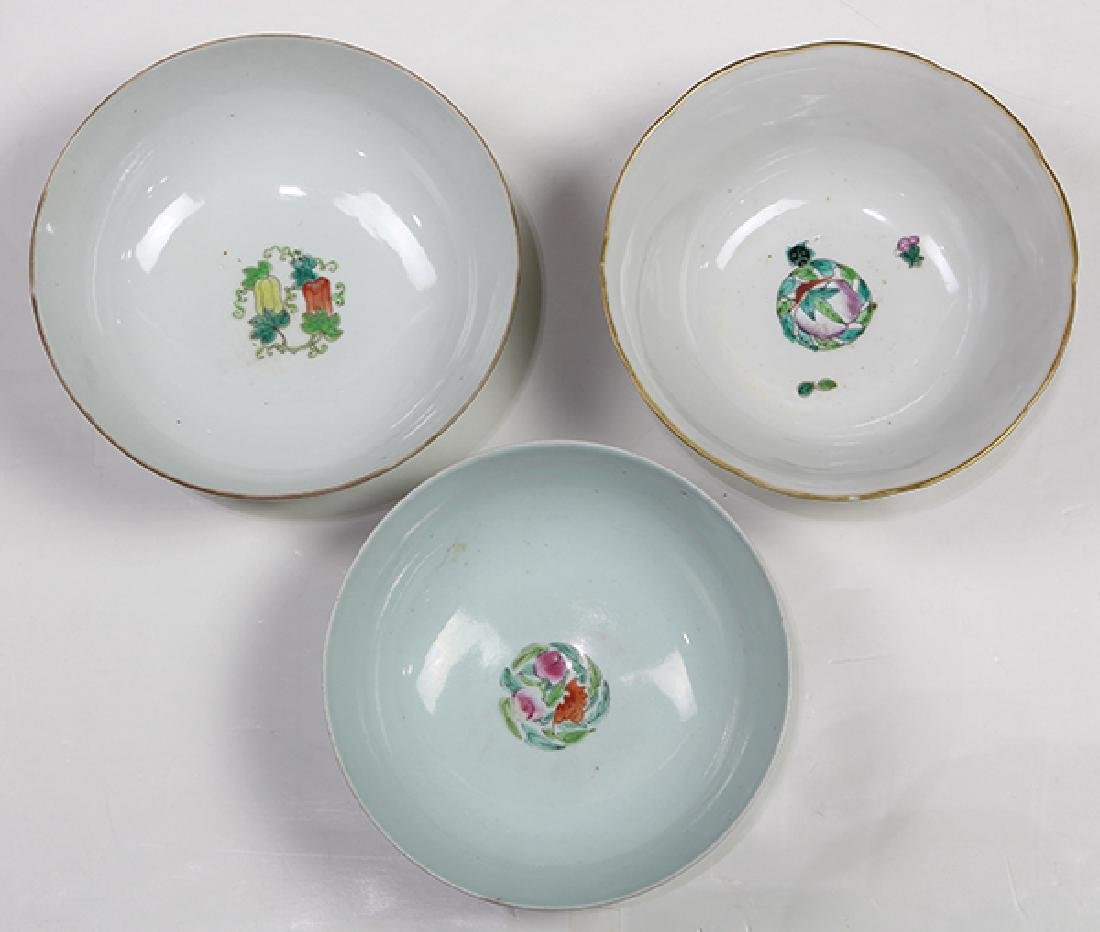 Chinese Porcelain Bowls - 5