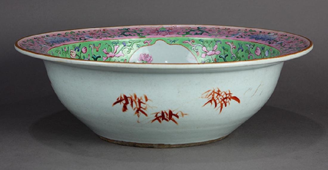 Chinese Porcelain Basin - 2