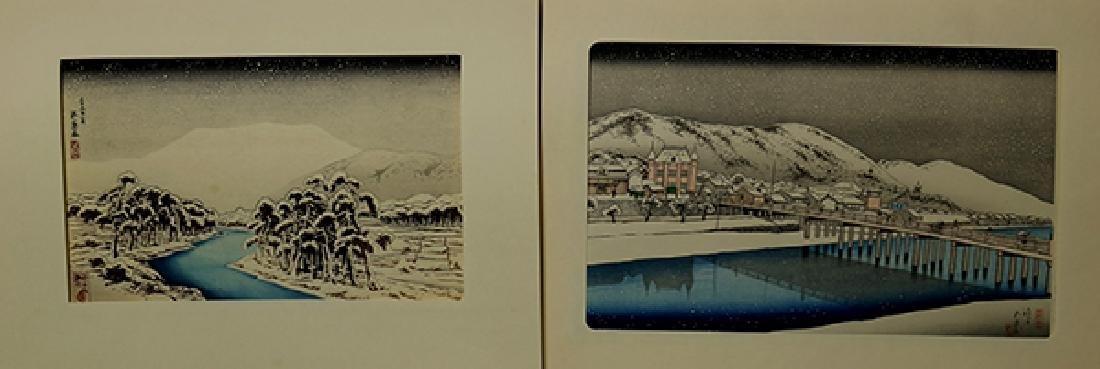 Japanese Woodblock Prints,  Hashiguchi Goyo