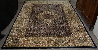 Persian Tabriz carpet 91 x 62