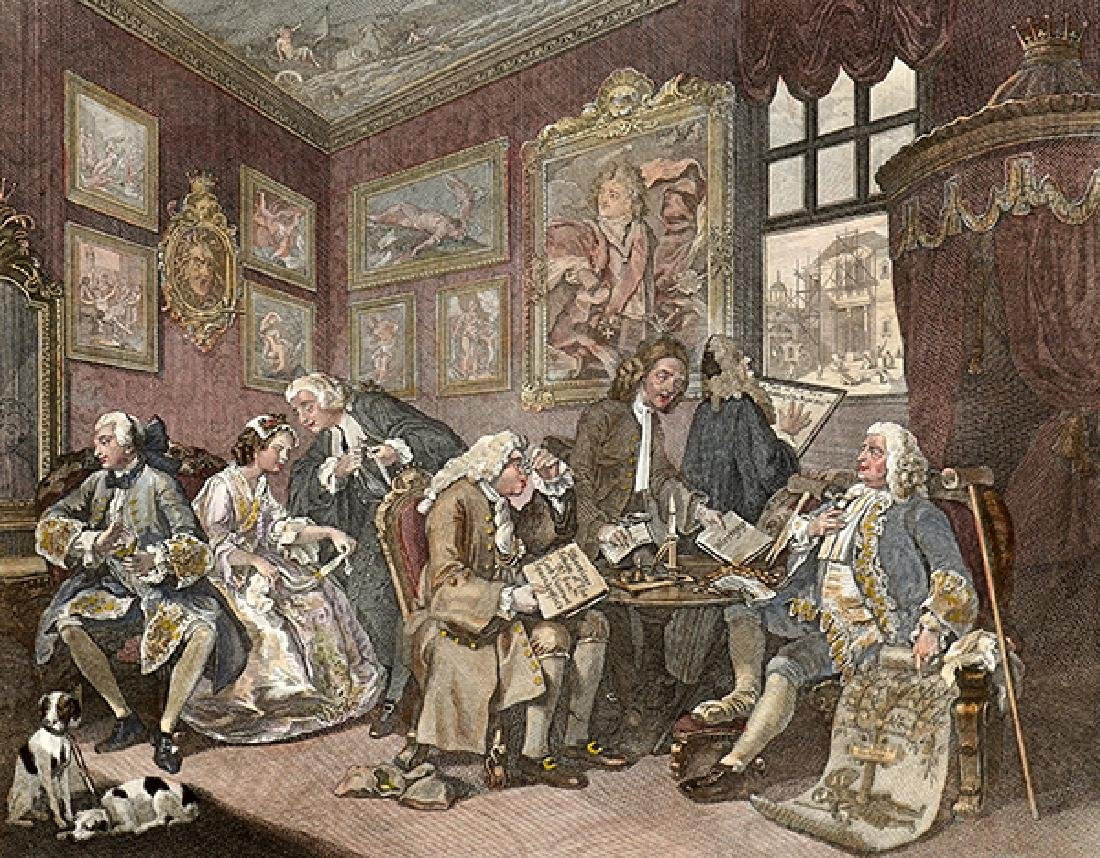 Prints, William Hogarth