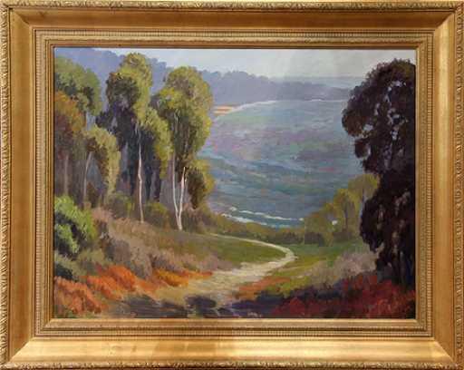 Painting, Robert Ferguson