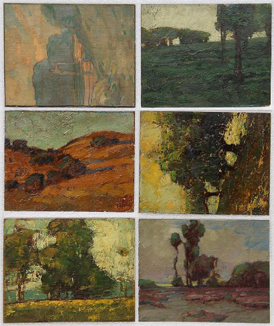 Paintings, Karl Schmidt