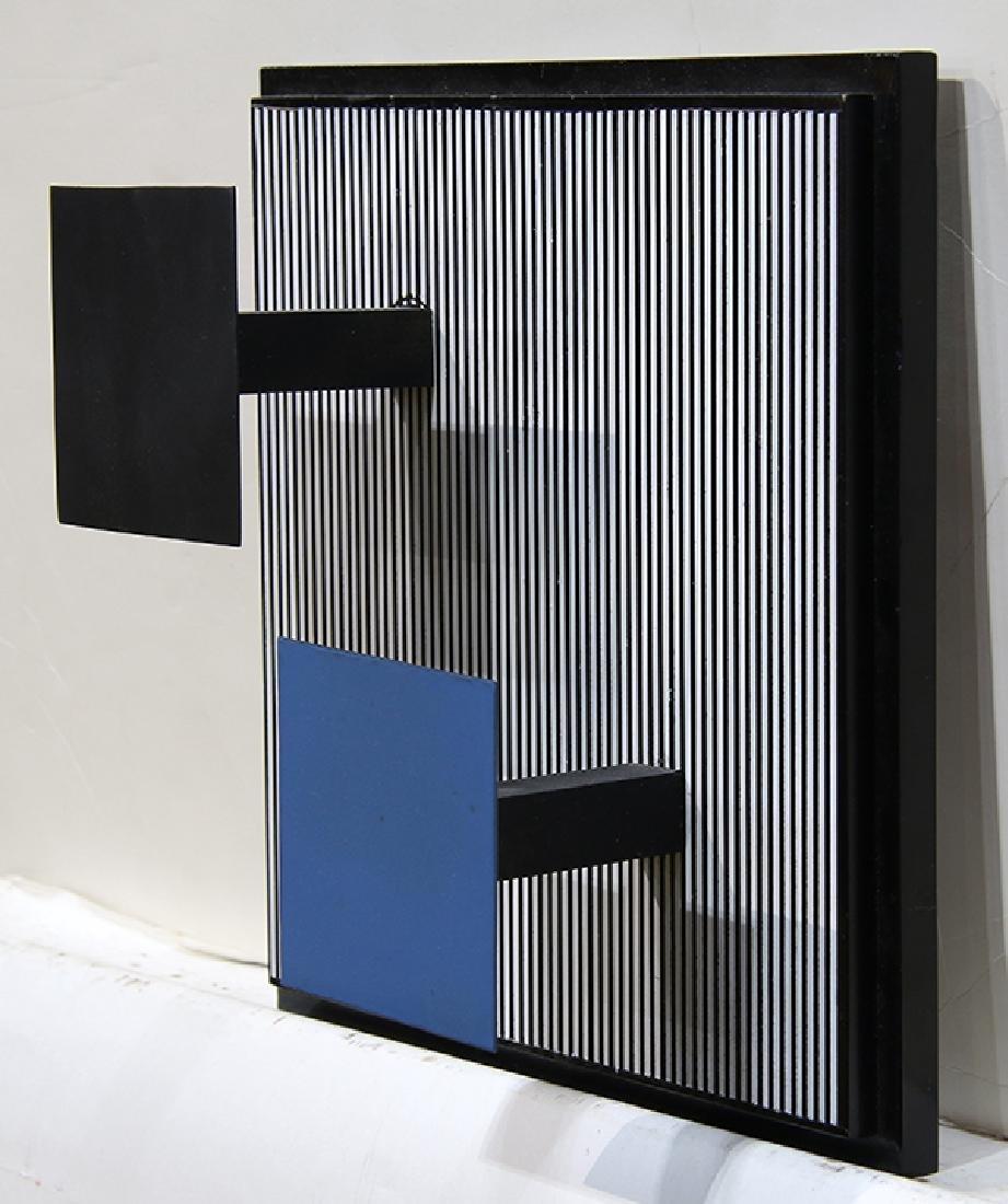 Mixed Media Sculpture, Jesus Rafael Soto