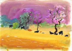 Painting, Paul Resika