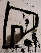 Work on Paper, Robert Baribeau
