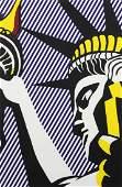 Print, Roy Lichtenstein, I Love Liberty