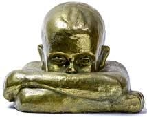 Bronze Sculpture, Victor Salmones