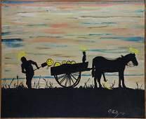 Painting, David Gilhooly
