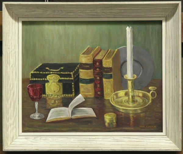 4000: Painting Ethel Wilder