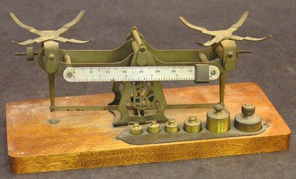 4010: Eastman Kodak Scale