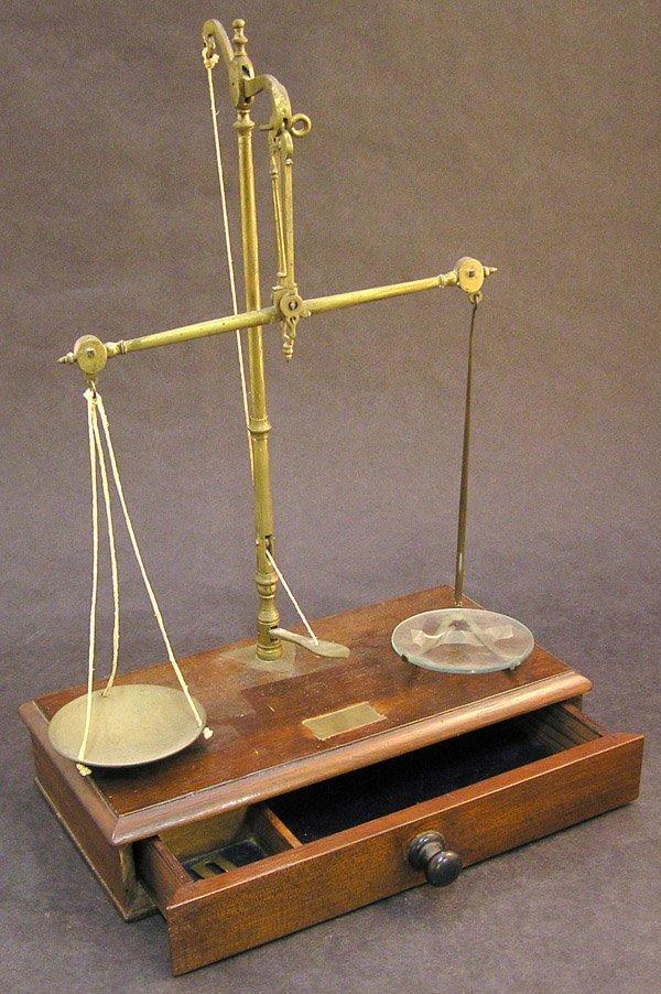4011: Brass scale