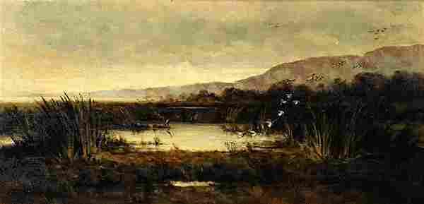 Painting, Thomas Hill
