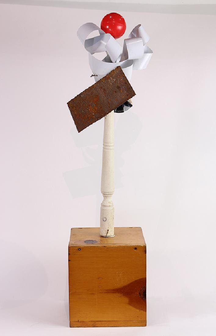 Sculpture, George Herms - 2