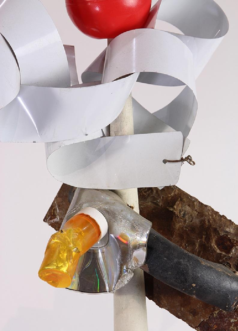 Sculpture, George Herms - 5