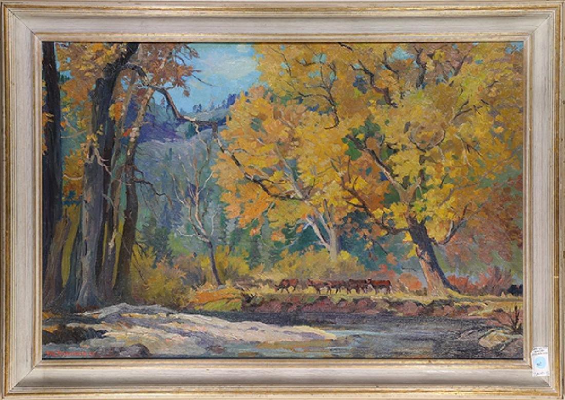 Painting, William Frederick Dabelstein