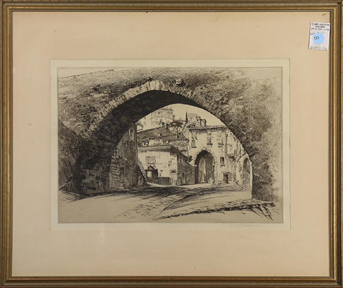 Print, John Taylor Arms