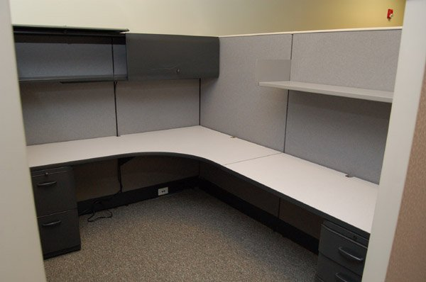 8011: Office cubicles