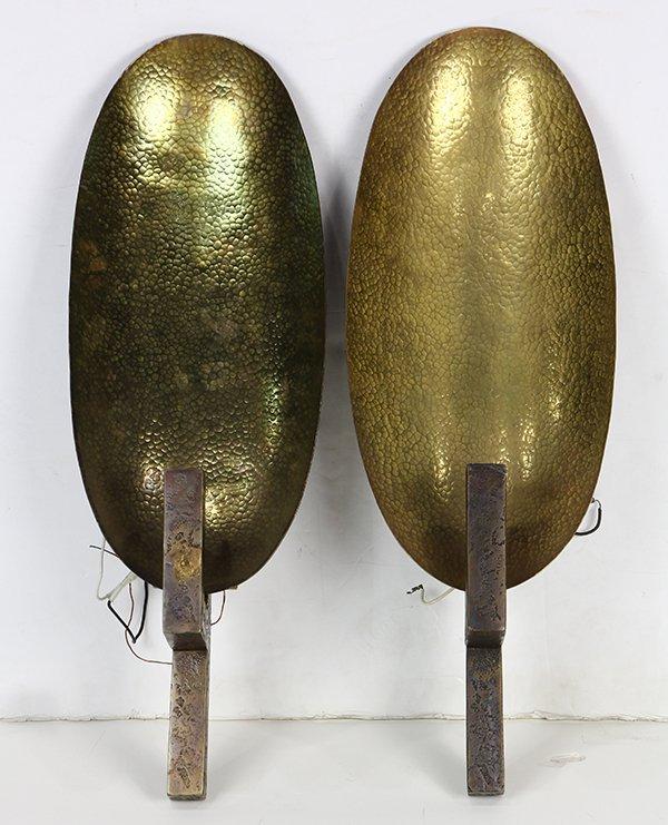 Pair of custom Hervé Van der Straeten 'Applique Coque'
